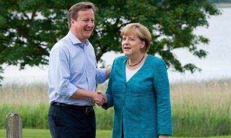 UK woos Germany in EU red tape battle