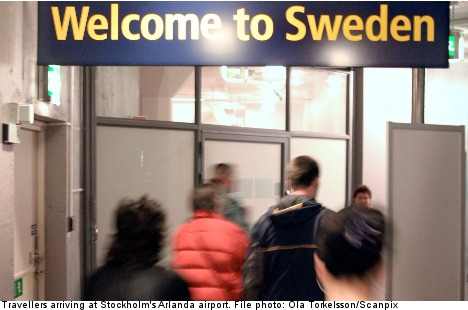Swedes unhappy with immigrant integration