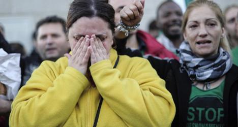 Tearful tenants win EU home eviction reprieve