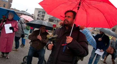 INTERVIEW: Utøya survivor to be deported