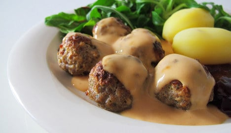 Seven succulent sauces for Swedish meal time