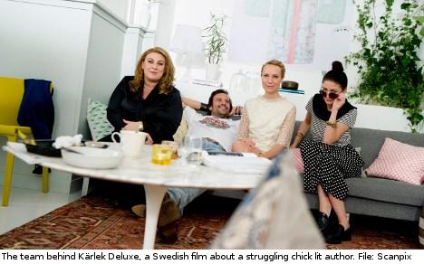 Chick-lit can heal sick women: Swedish study
