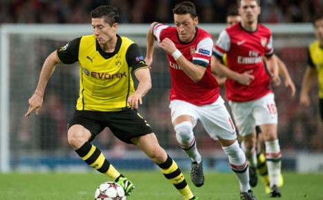 Honours even in England Germany clashes