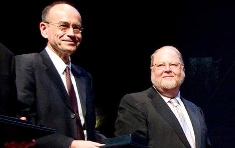 Nobel Prize winner Südhof yearns for home