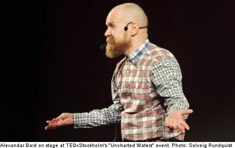 Brains, bands, and Alexander Bard at TEDx