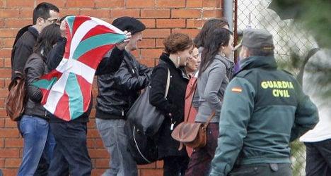 Eta prisoners call for liberty after key EU ruling