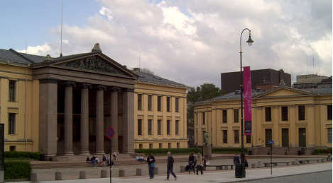 University of Oslo back in world's top list
