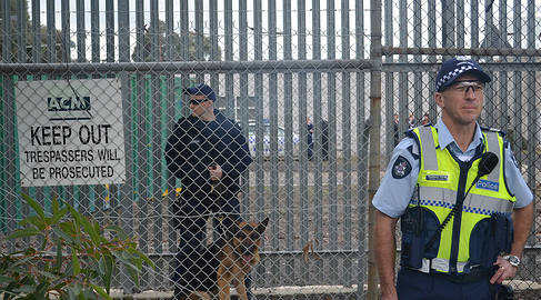 New gov  will increase use of 'asylum prisons'