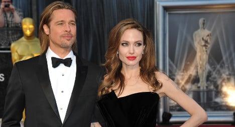 Cask of Pitt-Jolie French wine goes for €10,000