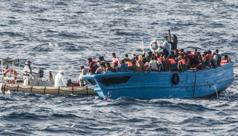 Outrage over Lampedusa Facebook page