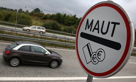 Foreigner motorway fee 'fine under EU law'