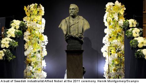 Live Blog: 2013 Nobel Prize announcements