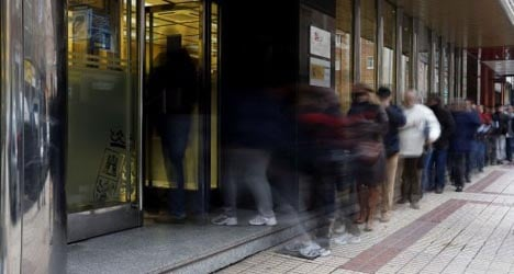 Spain beats two-year recession blues