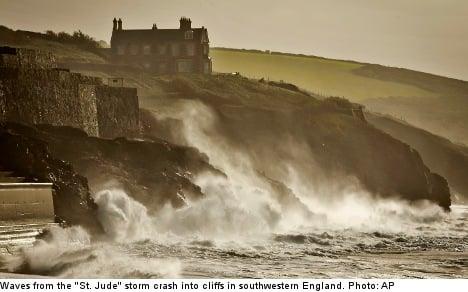 Warnings as 'St. Jude' storm threatens Sweden