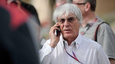 Expat Formula One boss linked to Swiss probe