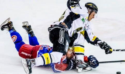 Norwegian ice hockey star faced racist heckling