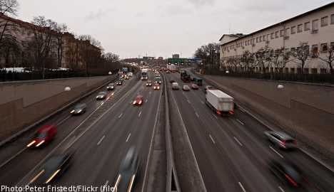 Road deaths in Sweden at record low