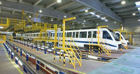 Swiss teen 'at controls' in Madrid Metro crash