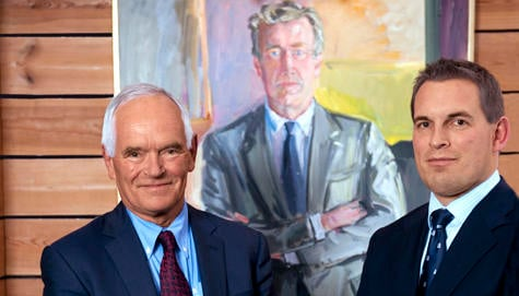 Father and son duo Norway's top earners