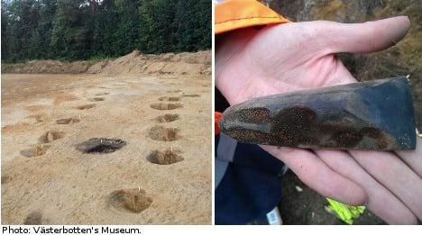 Shock Bronze Age find 'changes history'