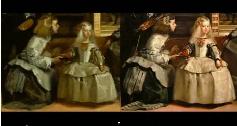 'Original of Spain's best loved painting is in UK'