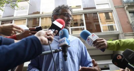 Judge releases members of Eta-linked group
