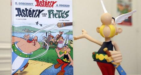 French hero Asterix returns in Scottish antics