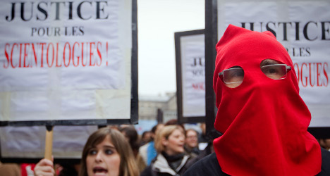 French scientologists angered by fraud verdict