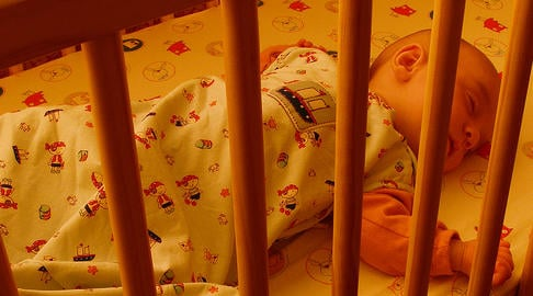 Norway study may answer cot-death riddle
