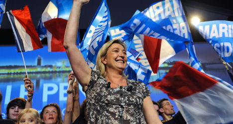 French far-right in 'final warning' to main parties
