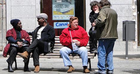 Spain's city slickers satisfied despite crisis