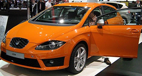 Spain's car industry aims for export-led growth