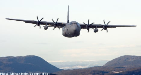 Crew not to blame for Hercules crash: report