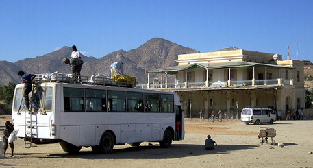 'Eritreans have no choice but to leave their country'