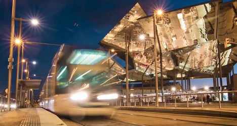VIDEO: Barcelona in beautiful time lapse