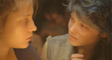 French lesbian love story set to open amid feud