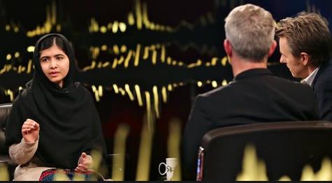 'No boyfriend for me', Malala tells Skavlan