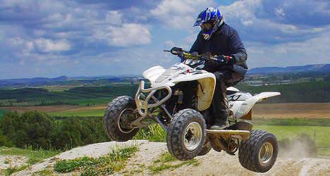 British teen killed quad biking in Italy