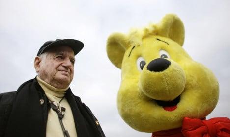 Gummy bear boss 'Mr Haribo' dies aged 90