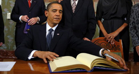 Catalans mail Obama new bedside reading