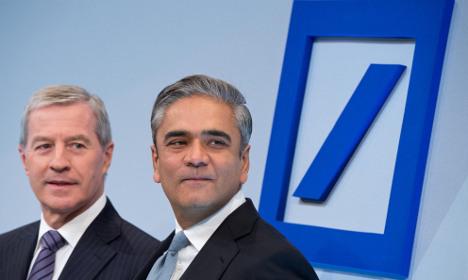 Deutsche Bank profits collapse by 94 percent