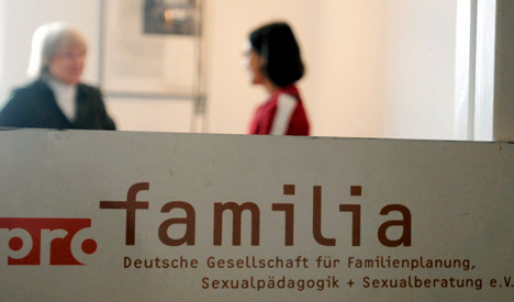Family planning group 'justified paedophilia'