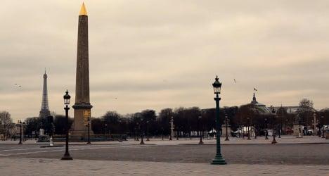 VIDEO: What Paris looks like without Parisians