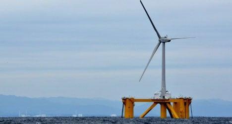 Offshore turbine boosts Spain's green credentials