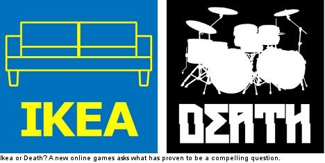 Ikea or Death? Swedish names spark online craze