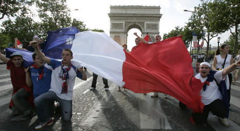 Ten reasons why you should become French