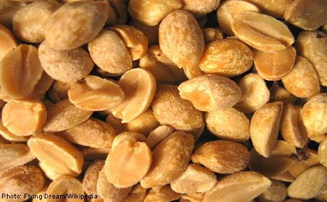 Police investigate nut attack on schoolgirl