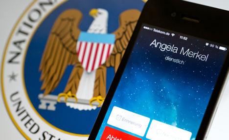Merkel has two phones, just one encrypted