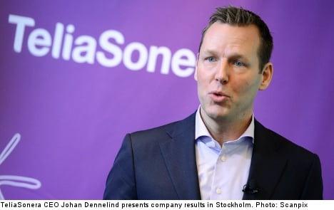 Profits up at TeliaSonera following job cuts