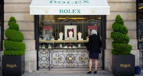 France tops Europe's table of millionaires